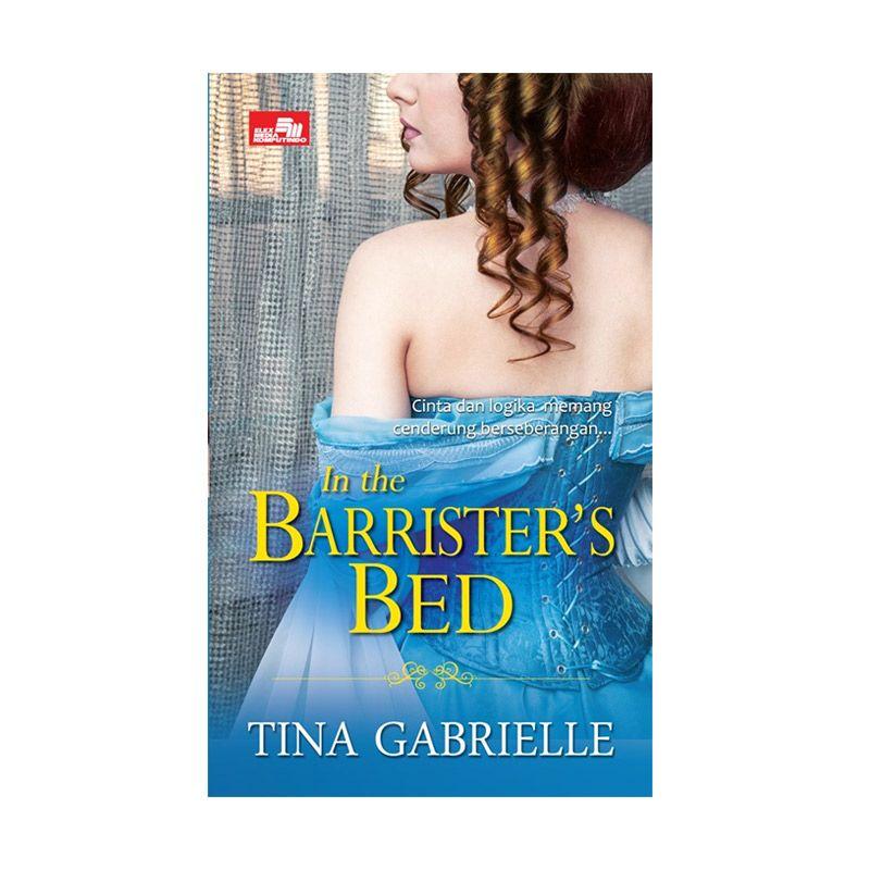 Grazera HR: In the Barrister's Bed Di Peraduan Sang Pengacara by Tina Gabrielle Buku Fiksi