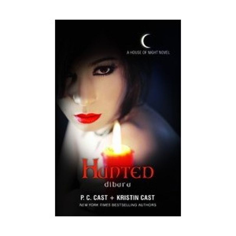 Grazera Hunted by P. C. Cast Novel