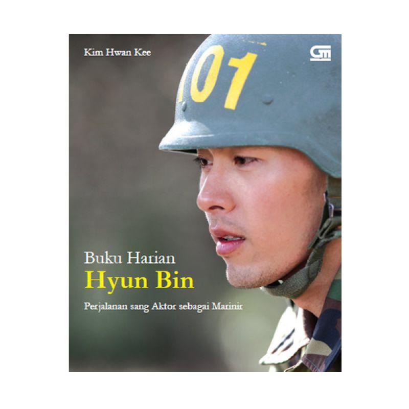 Grazera Buku Harian Hyun Bin oleh Kim Hwan Kee Buku Novel