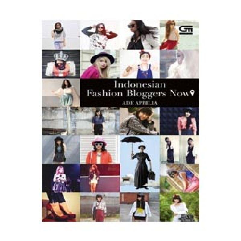 Grazera Indonesia Fashion Bloggers Now by Ade Aprilia Buku Hobi