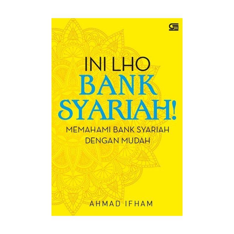Grazera Ini Lho Bank Syariah! by Ahmad Irfam Buku Ekonomi dan Bisnis