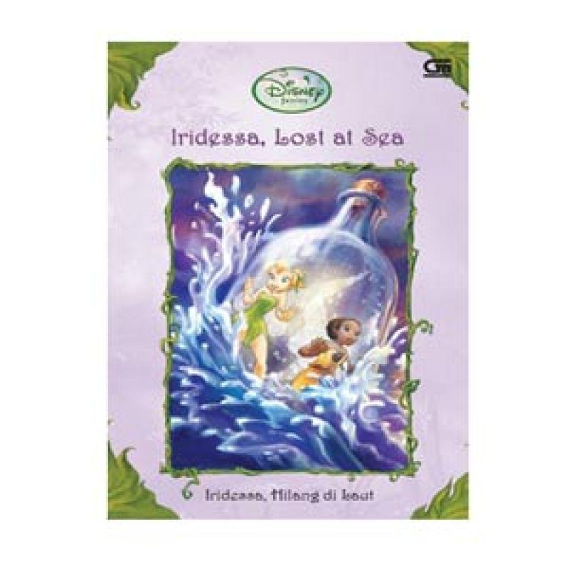 Grazera Iridessa, Hilang di Laut by Disney Buku Fiksi