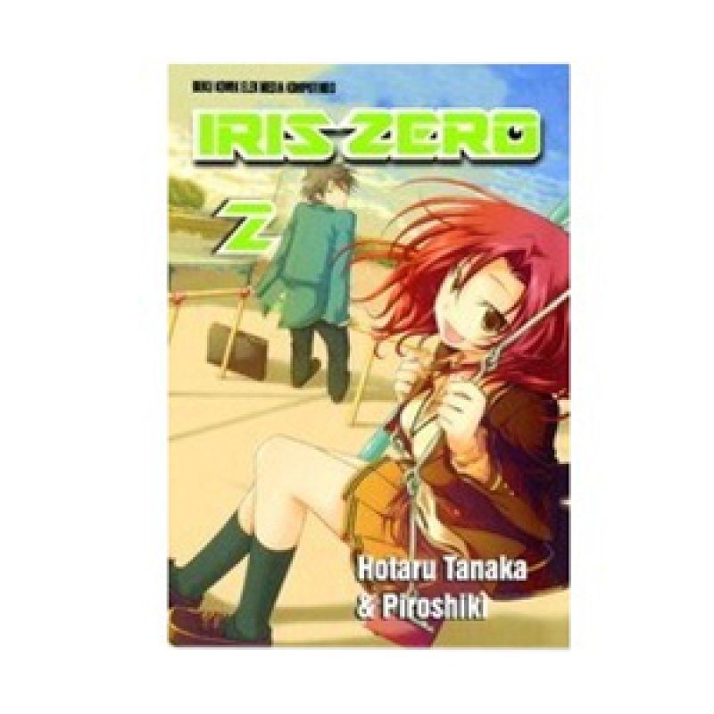 Grazera Iris Zero Vol 02 By Hotaru Takana Buku Komik