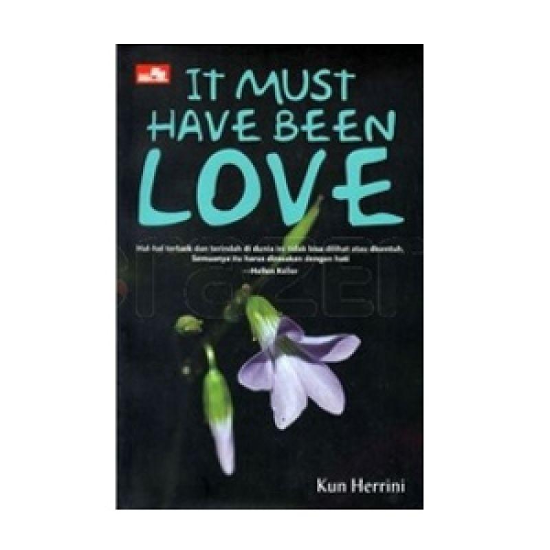 Grazera It Must Have Been Love by Kun Herrini Buku Keluarga