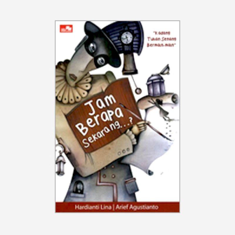 Grazera Jam Berapa Sekarang by Hardianti Lina Buku Fiksi