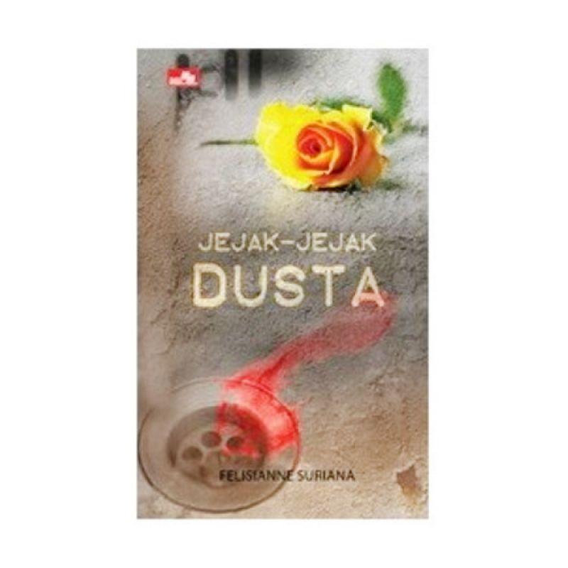 Grazera Jejak-Jejak Dusta by Widya Novita Buku Fiksi