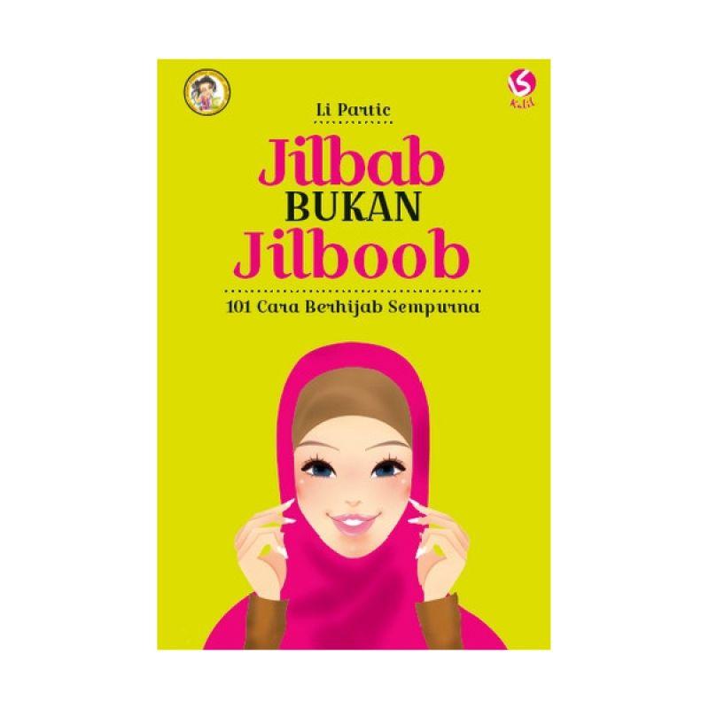 Grazera Jilbab Bukan Jilboob by Li Partic Buku Agama