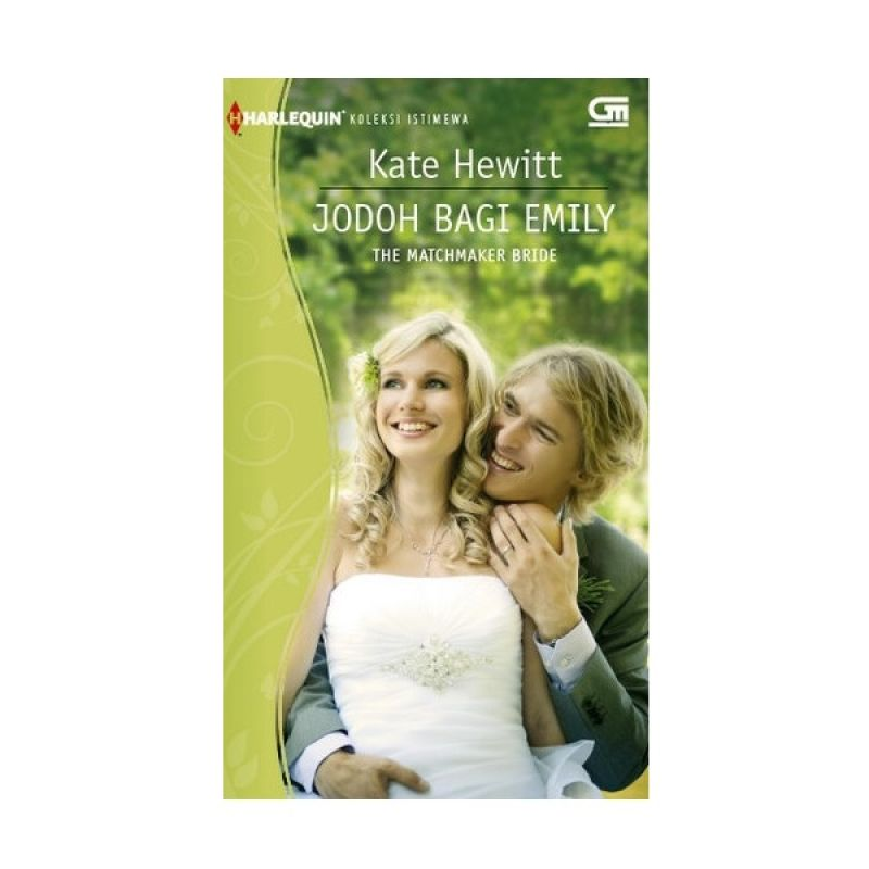 Grazera Jodoh Bagi Emily by Kate Hewitt Buku Fiksi