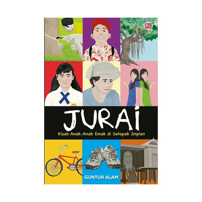 Grazera Jurai by Guntur Alam Buku Fiksi