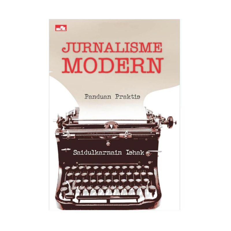 Grazera Jurnalisme Modern Saidulkarnain Ishak Buku Ekonomi & Bisnis