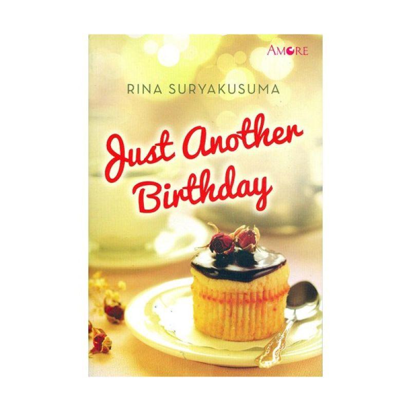 Grazera Just Another Birthday by Rina Suryakusuma Buku Fiksi