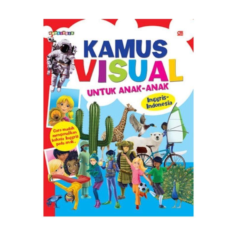 Grazera Kamus Visual untuk Anak-anak by Oxford Buku Pengembangan Diri