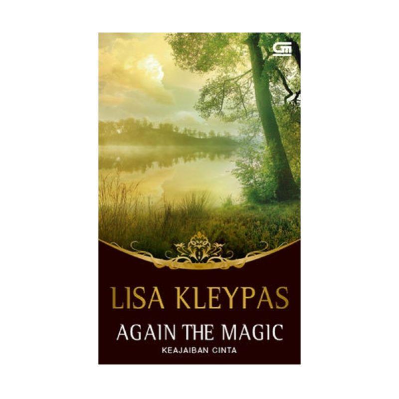 Grazera Keajaiban Cinta by Lisa Kleypas Buku Fiksi