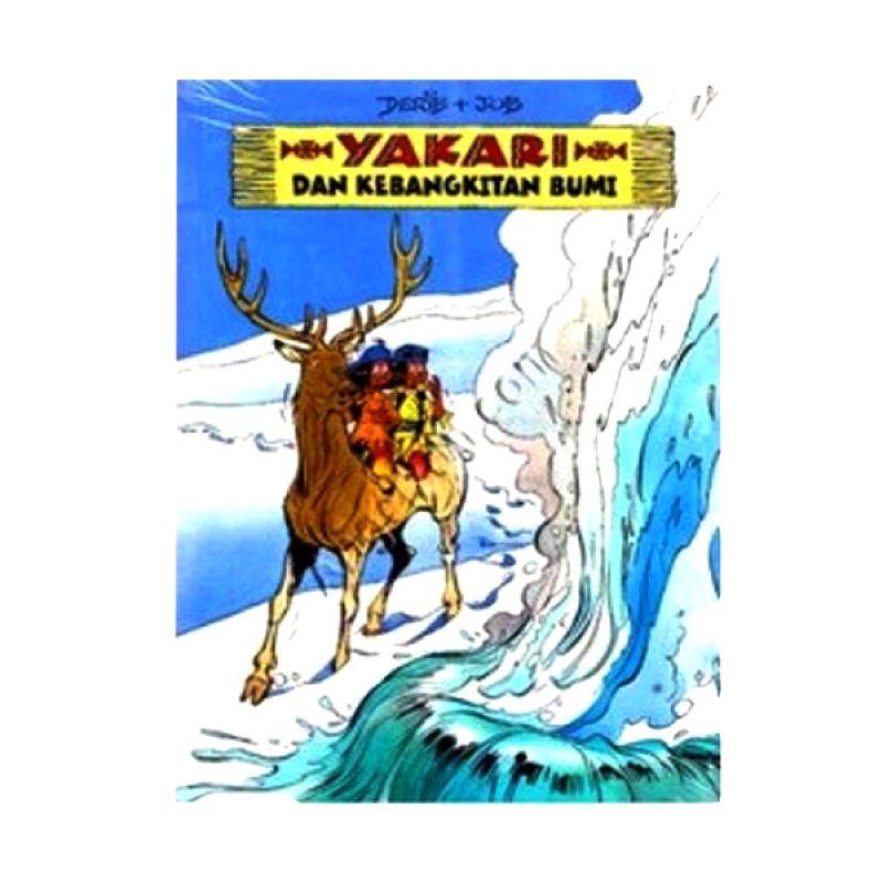 Grazera Kebangkitan Bumi by Derib Buku Komik