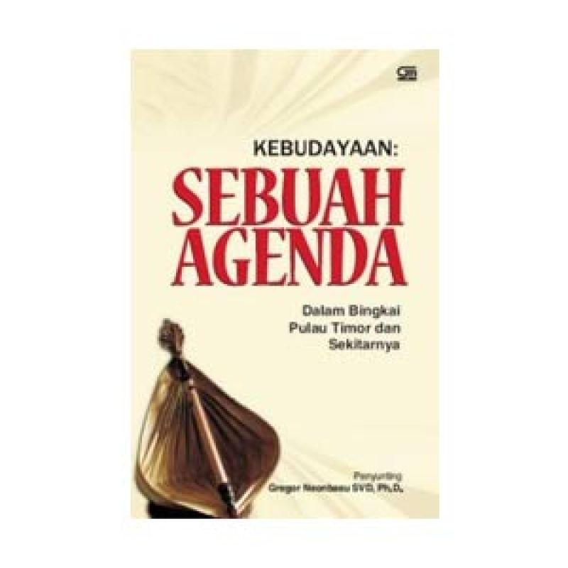 Grazera Kebudayaan: Sebuah Agenda by Gregor Neonbasu SVD Buku Managemen