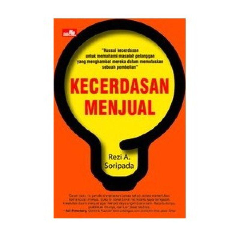 Grazera Kecerdasan Menjual by Rezi A. Soripada Buku Ekonomi & Bisnis
