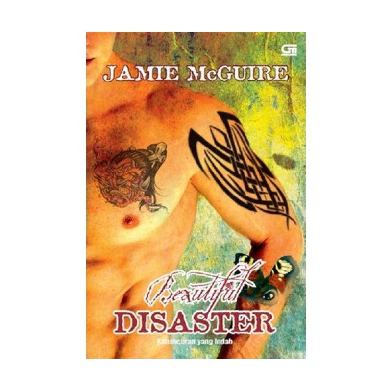 Grazera Kehancuran yang Indah by Jamie McGuire Buku Fiksi