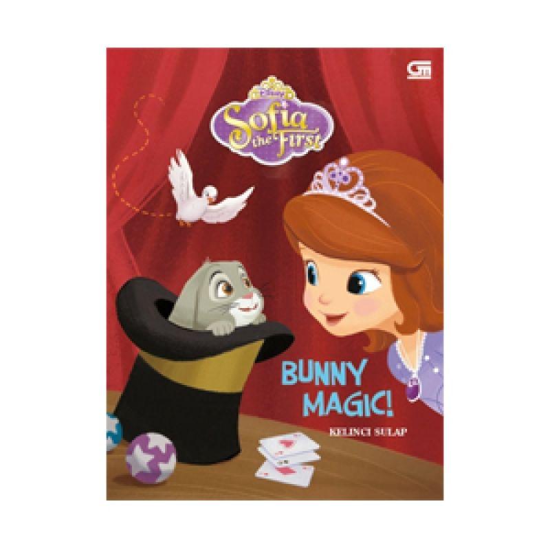 Grazera Kelinci Sulap by Disney Buku Fiksi