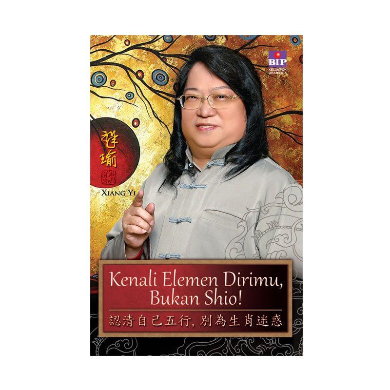 Grazera Kenali Elemen Dirimu Bukan Shio by Xiang Yi Buku Pengembangan Diri + CD