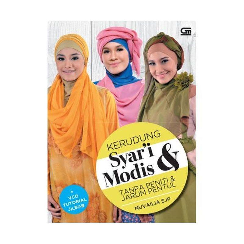 Grazera Kerudung Syari dan Modis by Nuvailia Buku Agama