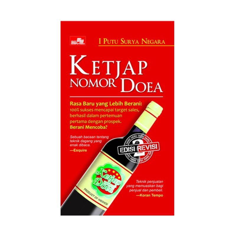 Grazera Ketjap Nomor Doea edisi revisi by I Putu Surya Negara Buku Ekonomi & Bisnis