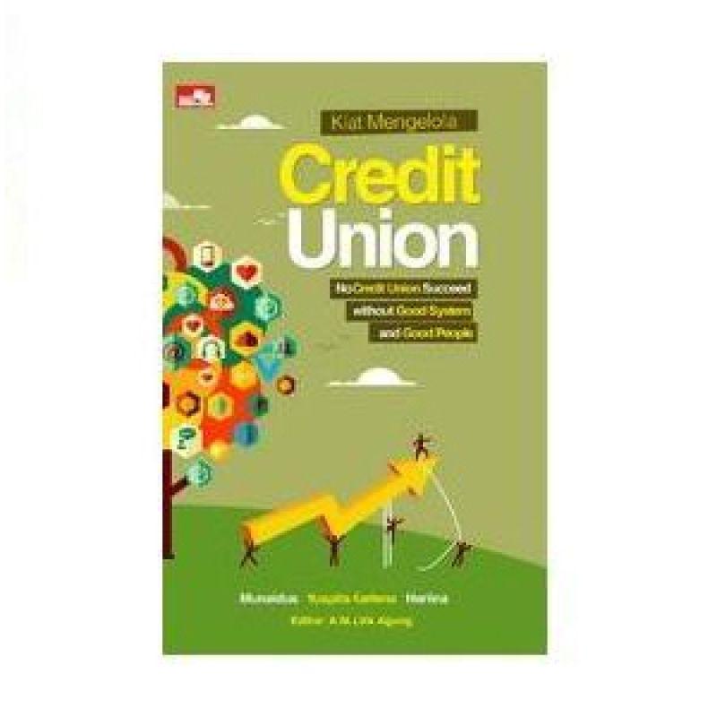 Grazera Kiat Mengelola Credit Union by Munaldus Buku Ekonomi & Bisnis