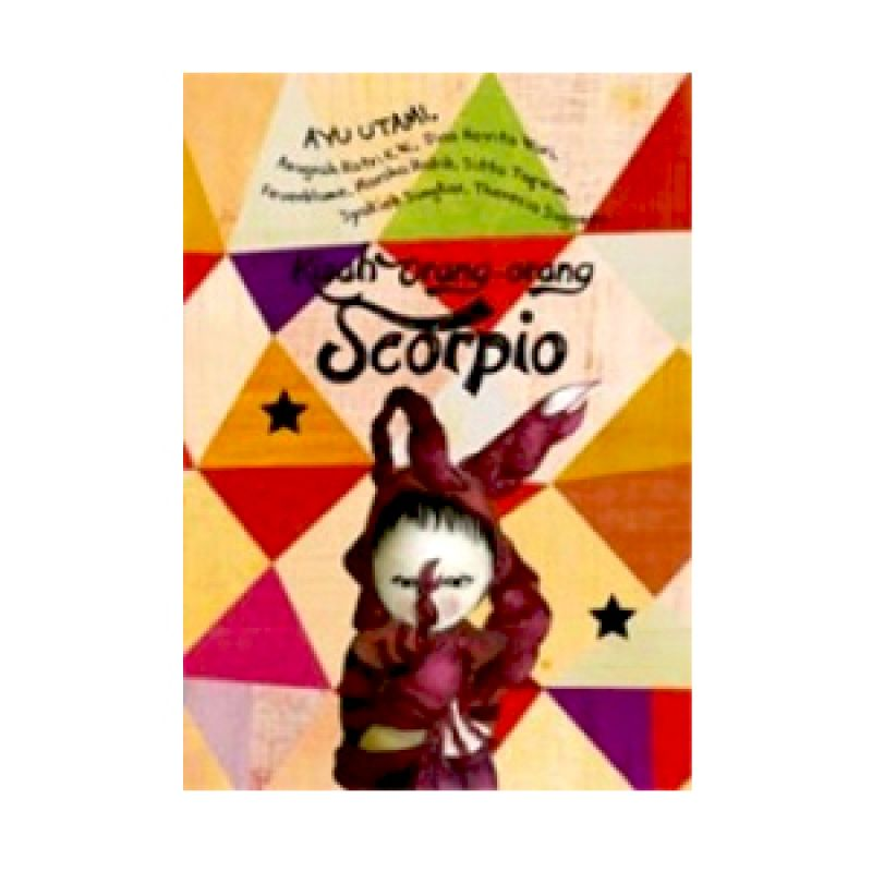 Grazera Kisah Orang-orang Scorpio by Theresia Suganda Buku Pengembangan Diri