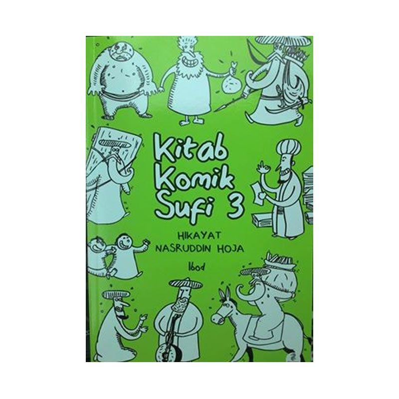 Grazera Kitab Komik Sufi 3 by Ibod Buku Agama