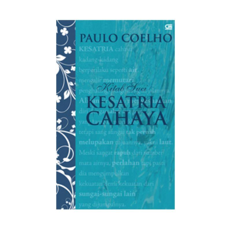 Grazera Kitab Suci Kesatria Cahaya by Paulo Coelho Buku Pengembangan Diri