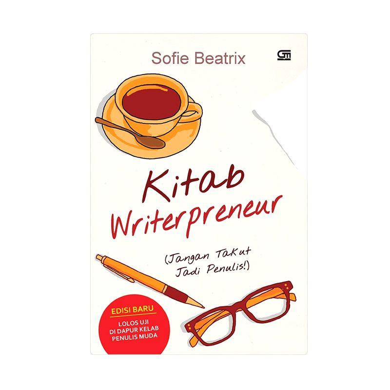 Grazera Kitab Writerpreneur! oleh Sofie Beatrix Buku Motivasi