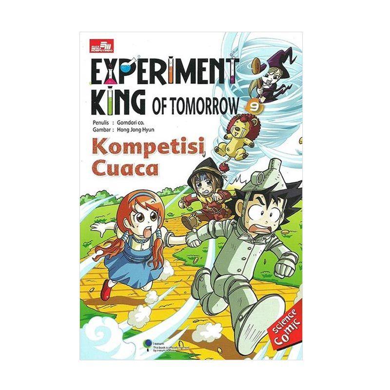 Grazera Kompetisi Cuaca Vol 09 by Gomdori co. Buku Komik