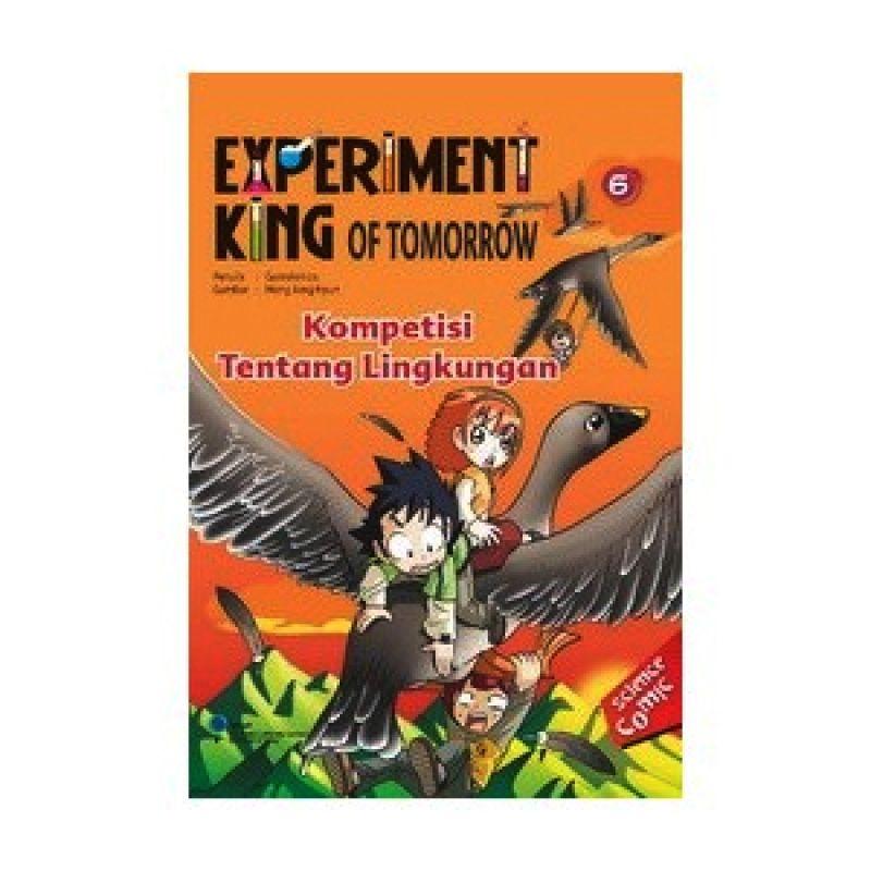 Grazera Kompetisi Tentang Lingkungan by Gomdori co. Buku Komik