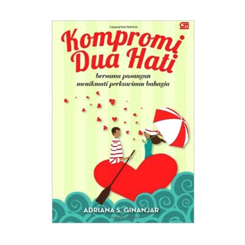 Grazera Kompromi Dua Hati by Adriana S. Ginanjar Buku Keluarga