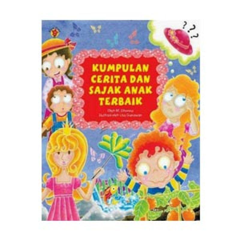 Grazera Kumpulan Cerita dan Sajak Anak Terbaik by Rochima Firmadhona Buku Fiksi