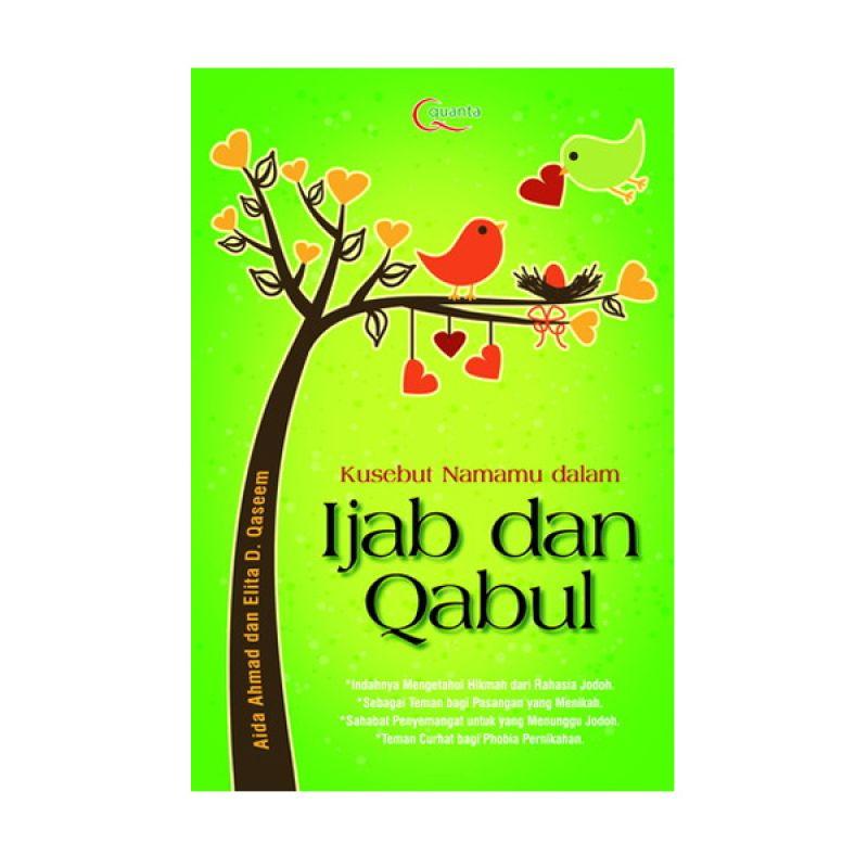 Grazera Kusebut Namamu dalam Ijab dan Qabul oleh Aida Buku Agama