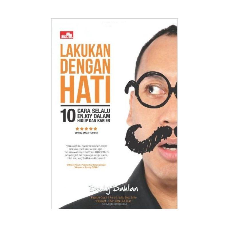 Grazera Lakukan dengan Hati by Dedy Dahlan Buku Ekonomi & Bisnis
