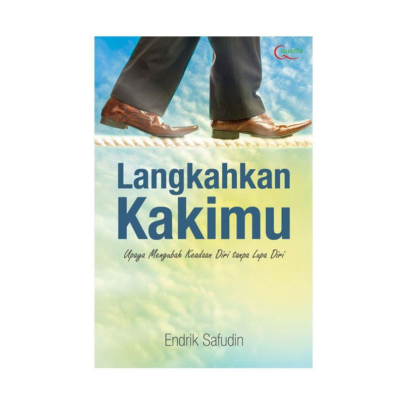 Grazera Langkahkan Kakimu by Endrik Safudin Buku Agama