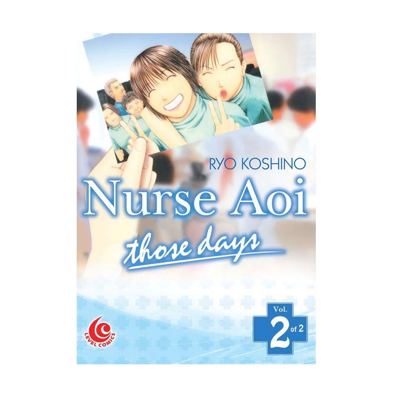 Grazera Nurse Aoi Those Days Vol 02 by Ryo Koshino Buku Komik