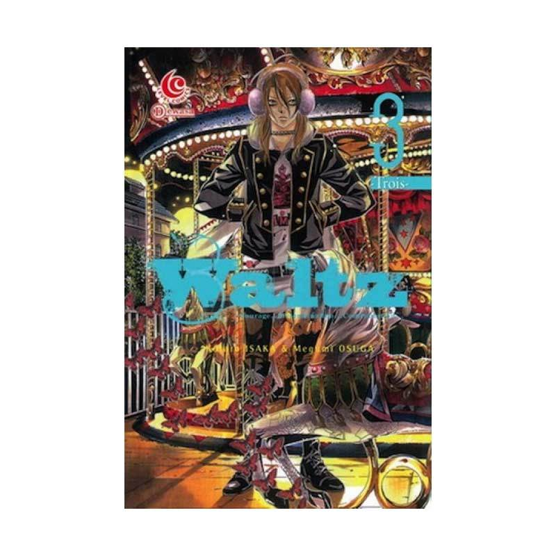 Grazera LC Waltz Vol 03 by Kotaro Isaka Buku Komik
