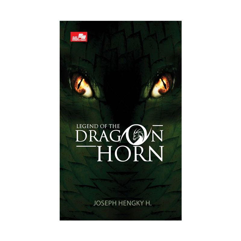 Grazera Legend Of The Dragon Horn by Joseph Hengky H. Buku Fiksi