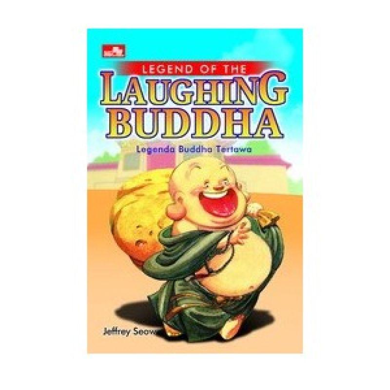Grazera Legend Of The Laughing Buddha by Jeffrey Seow Buku Motivasi