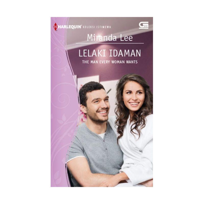 Grazera Lelaki Idaman by Miranda Lee Buku Fiksi