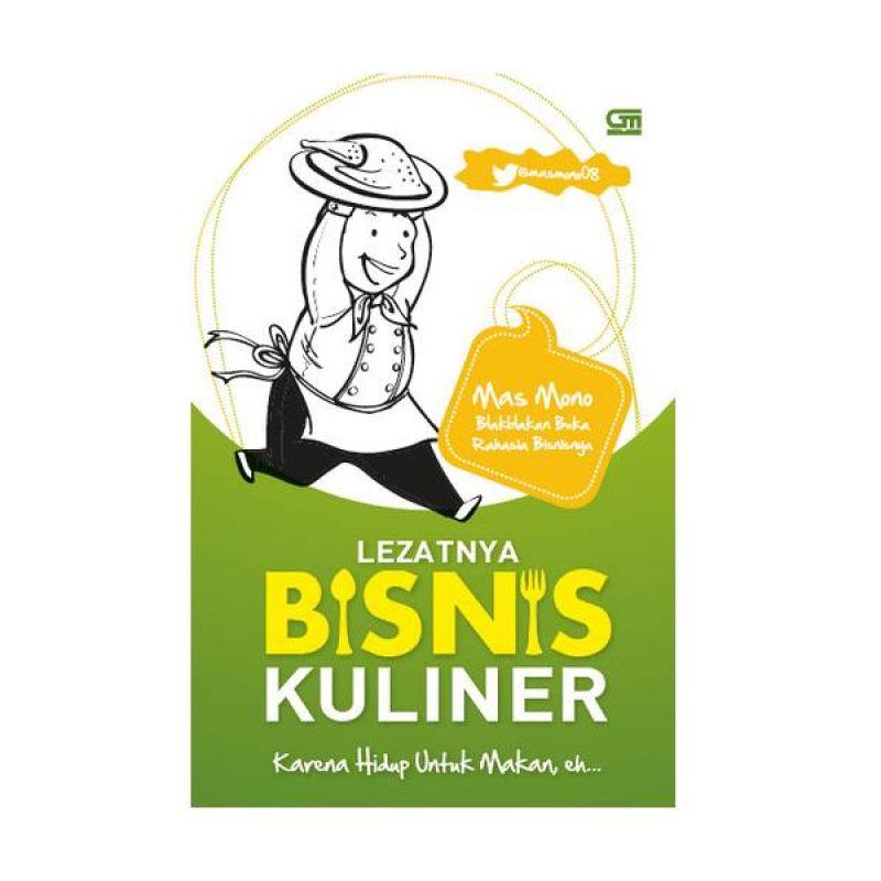 Grazera Lezatnya Bisnis Kuliner by Mas Mono Buku Ekonomi & Bisnis