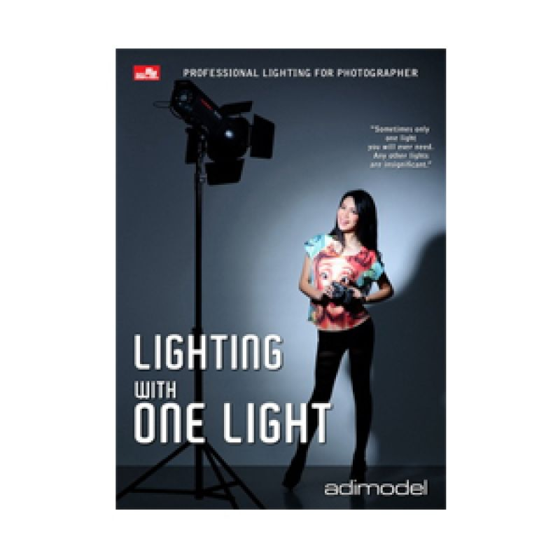Grazera Lighting With One Light by Adimodel Buku Hobi