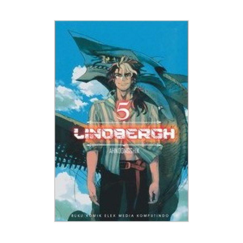 Grazera Lindbergh Vol 05 by Ahndongshik Buku Komik