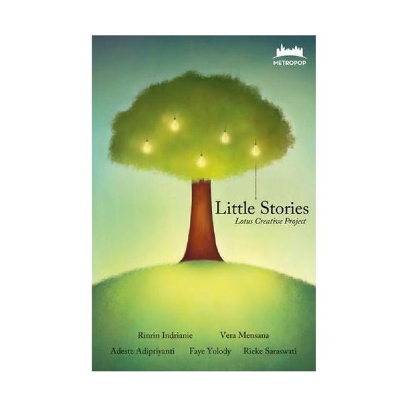 Grazera Little Stories by Adeste Adipriyanti Buku Fiksi