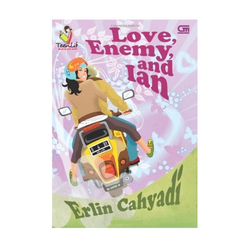 Grazera Love. Enemy, and Ian by Erlin Cahyadi Buku Fiksi