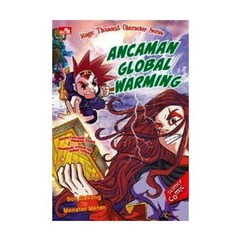 Grazera Magic Thousand Character Series by Son Yeong Un Buku Komik