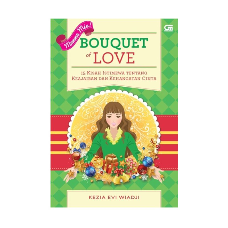 Grazera Mamma Mia! Bouqet of Love by Kezia Evi Wiadji Buku Motivasi