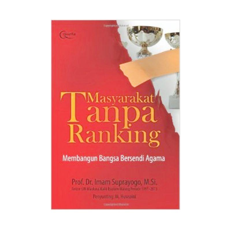 Grazera Masyarakat Tanpa Ranking by Imam Suprayogo Buku Agama